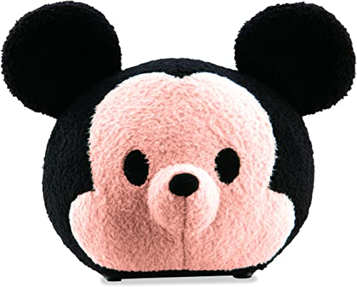 Tsum Tsum TU-B44MY.EX Plush Bluetooth Speaker -Boy Mouse