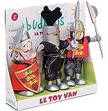 Le Toy Van BK907 Budkins Geschenkset Kreuzritter