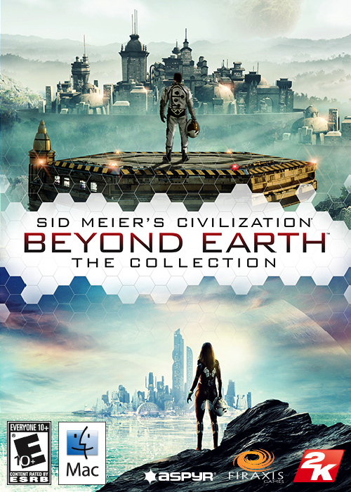 Sid Meier?s Civilization: Beyond Earth ? The Collection [Mac Online Game Code] [Online Game Code]