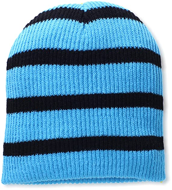 f624516fef9 NEFF Daily Stripe Slouchy Beanie Hats - Knit Beanie for Winter - Winter  Hats for Men