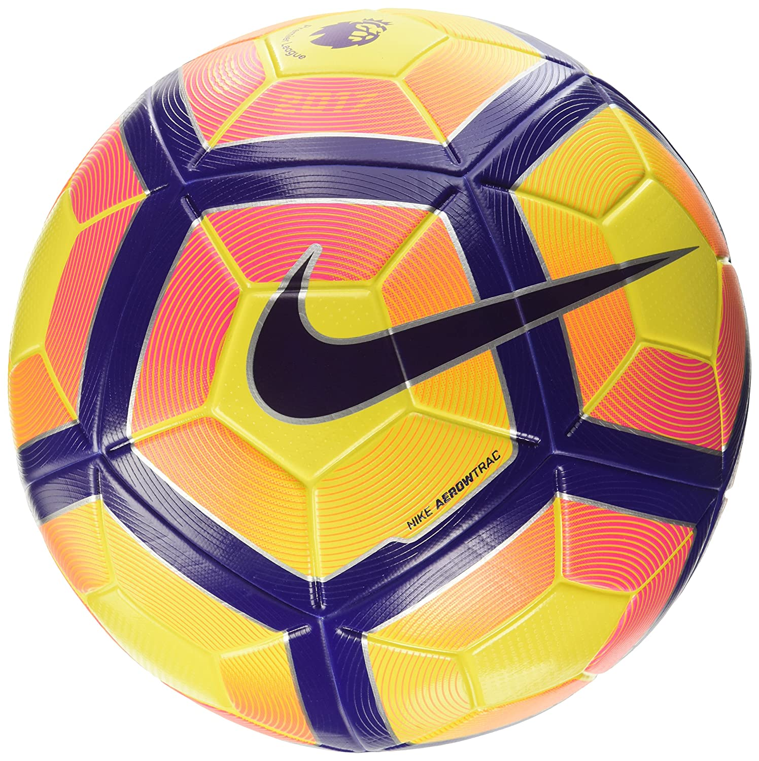 Nike Pl Nk Ordem 4 Balón, Unisex Adulto, Amarillo (Yellow/Purple ...
