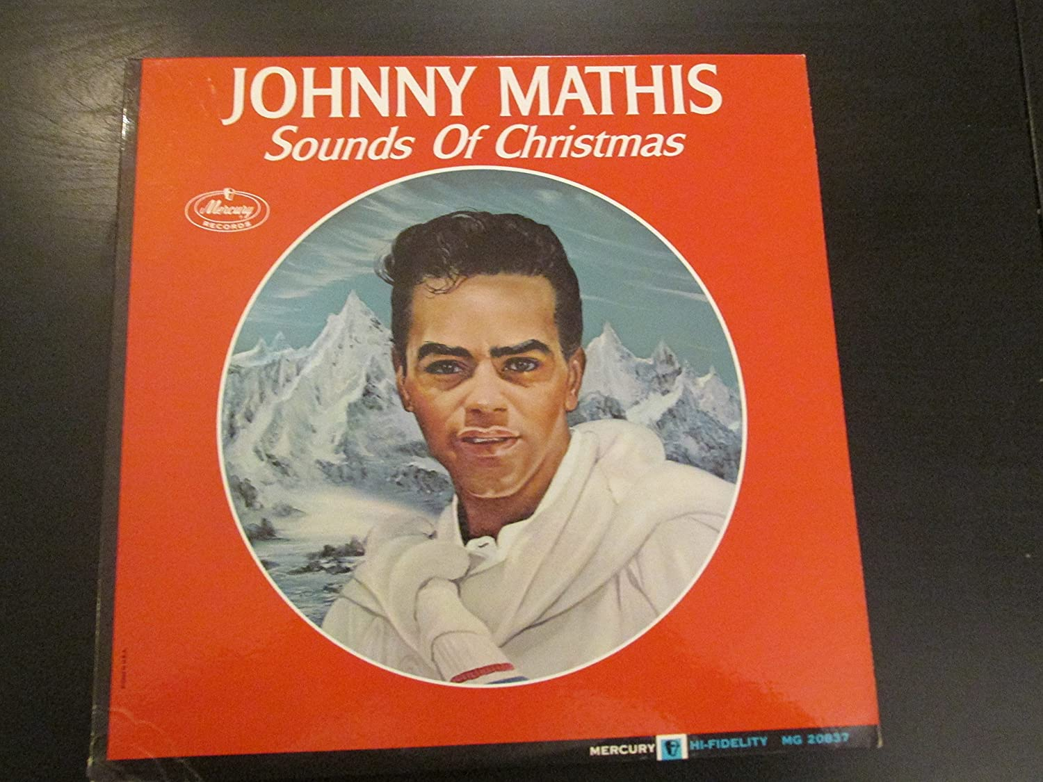 Johnny Mathis - Sounds of Christmas - Amazon.com Music