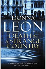 Death in a Strange Country: (Brunetti 2) Kindle Edition