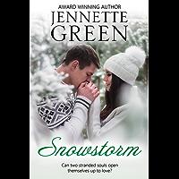Snowstorm: (Christmas inspirational romance)