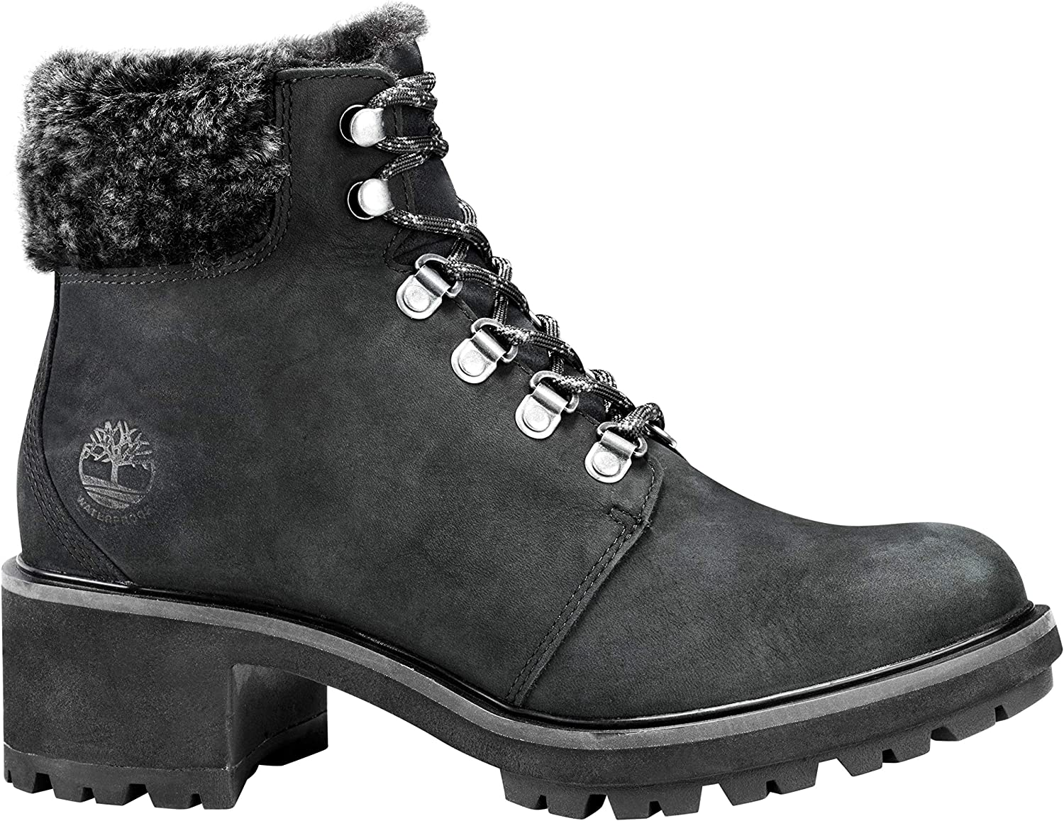 Timberland Women s Shoes Kinsley Nubuck Closed Toe Ankle Fashion Boots