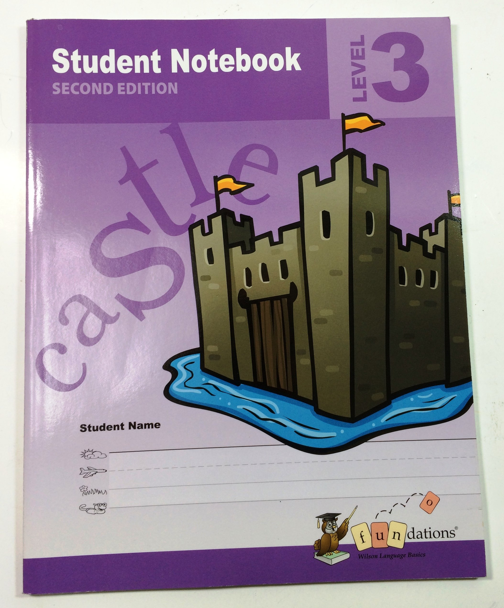 Read Online Fundations Student Notebook, Second Edition, Level 3 pdf epub