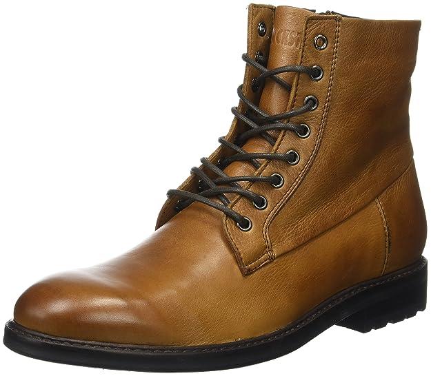 Rust, Botines Clásicos Hombre, Marrón (Marrón (Rust)), 47: Amazon.es: Zapatos y complementos