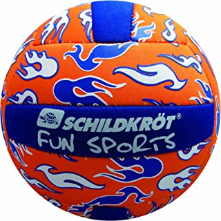 Schildkröt Fun Sports Mini Balle de Beachvolley en Néoprène Taille 2 mixte enfant Orange/Bleu/Blanc d=15 Schildkrot Fun Sports 970073