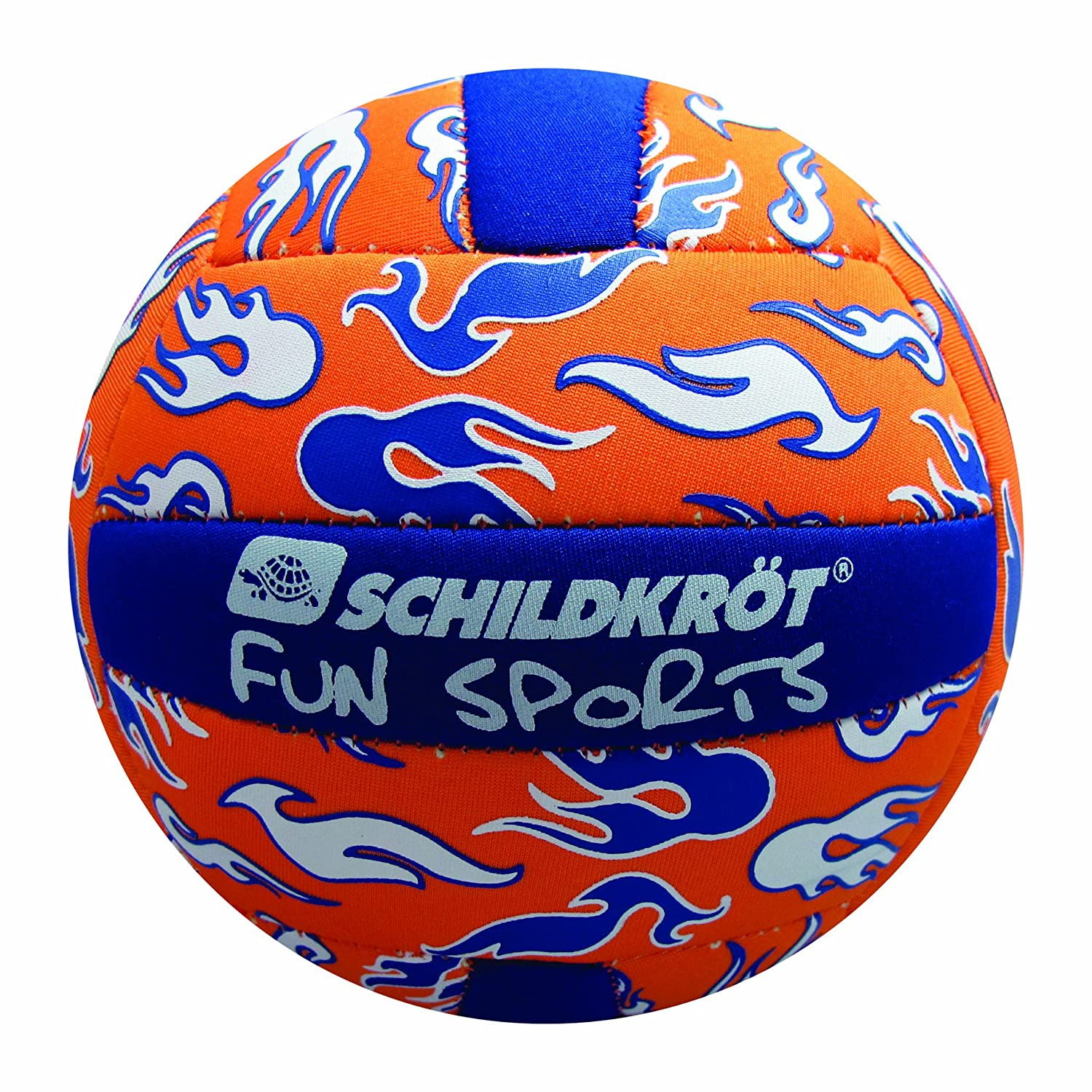 Schildkröt Funsports - Mini pelota de voley playa (neopreno, 15 cm ...