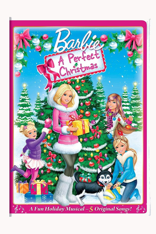 Amazon.com: Barbie: A Perfect Christmas: Mark Baldo: Movies & TV