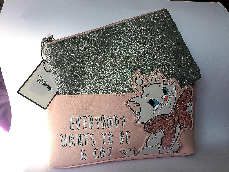 Primark Disney Aristocats Marie - Bolsa de maquillaje grande: Amazon.es: Belleza