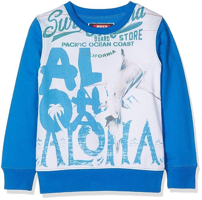 Pezzo Doro Sweatshirt, Sudadera para Niños, Azul (Royal Blue 2142) 92 cm: Amazon.es: Ropa y accesorios