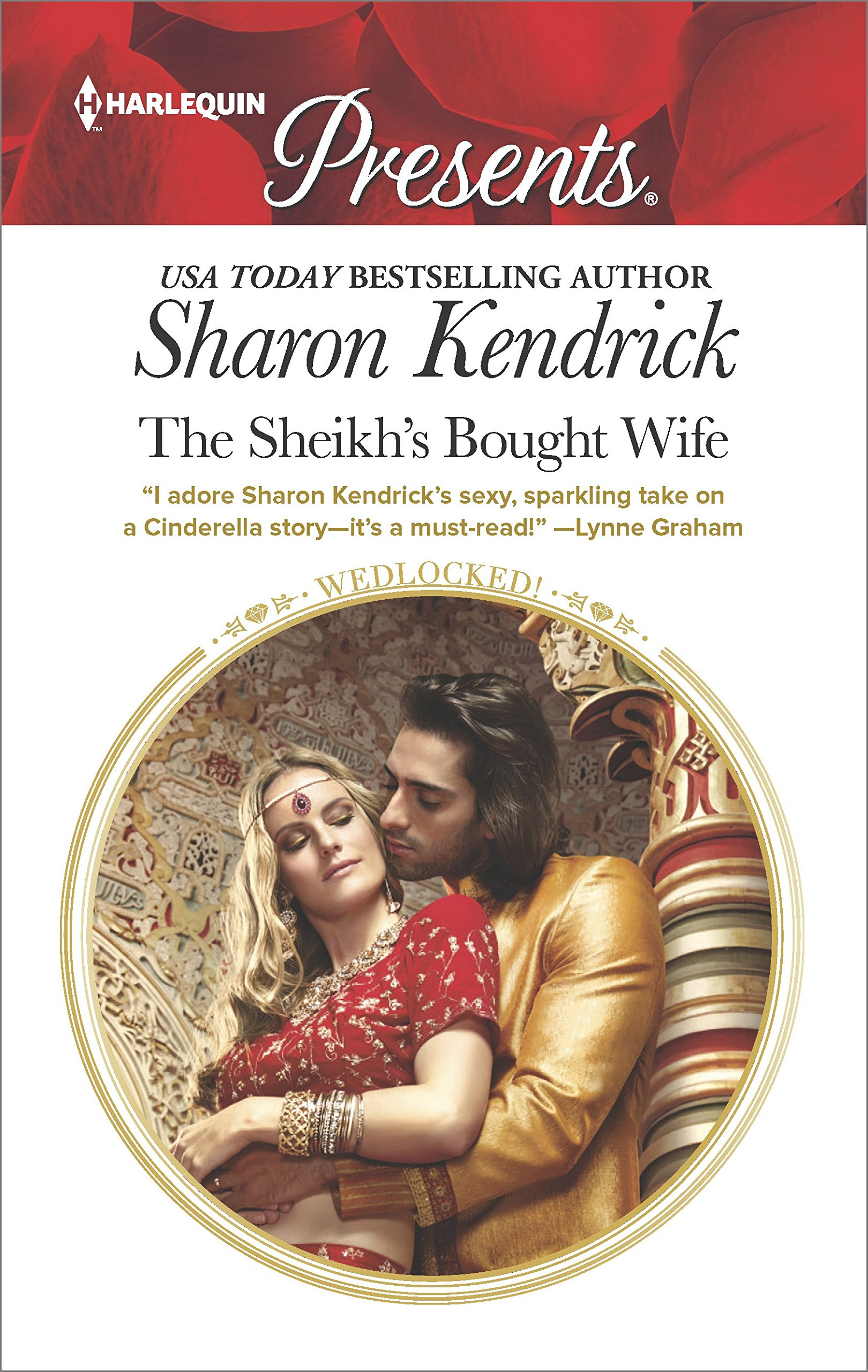 The Sheikh's Bought Wife, Kendrick, Sharon