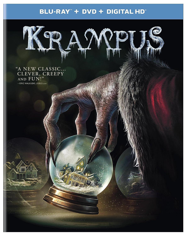 Amazon Com Krampus Blu Ray Michael Dougherty Movies Tv