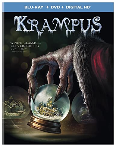 Krampus (Blu-ray + DVD + Digital HD)
