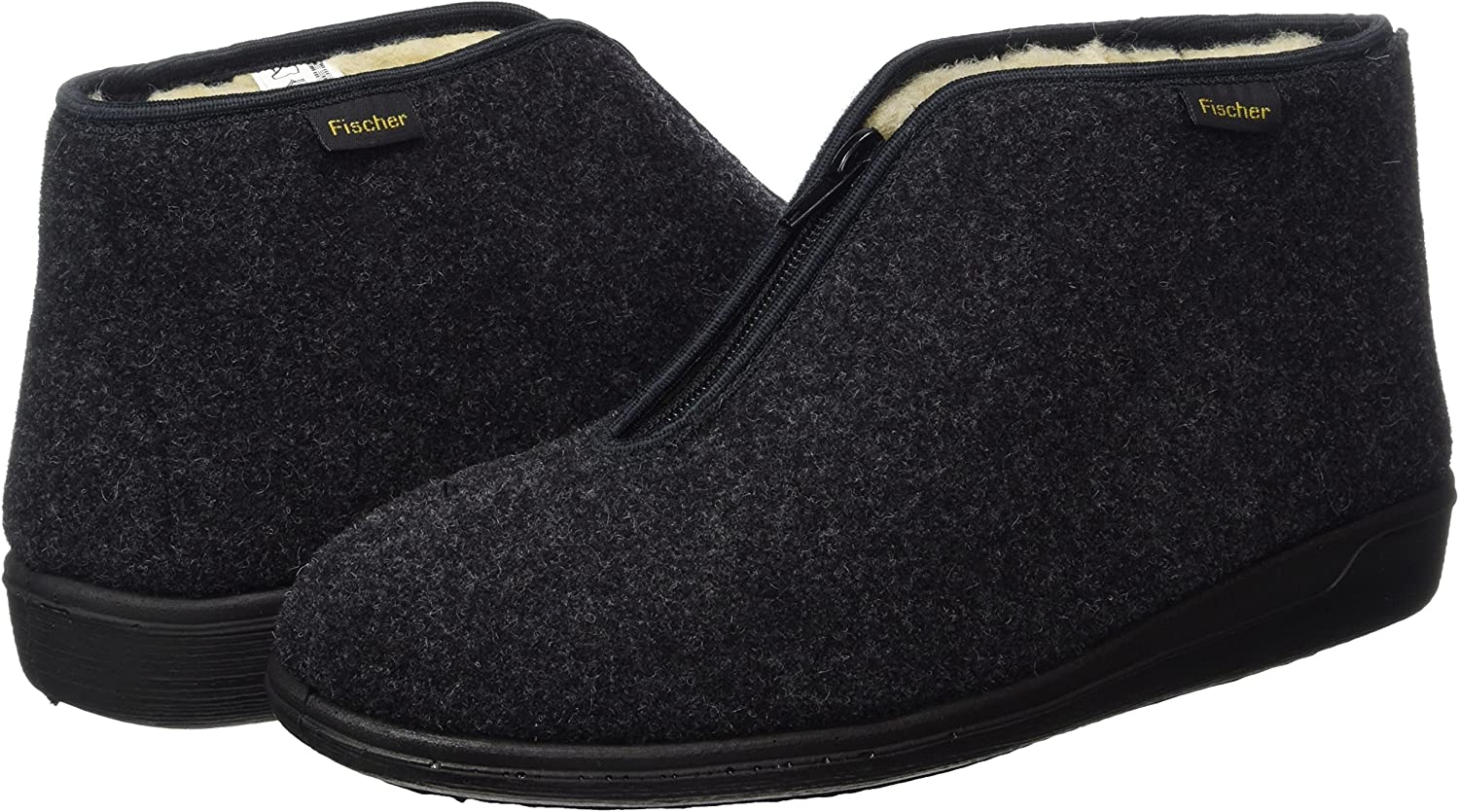 fischer Frank Chaussons Montants Homme