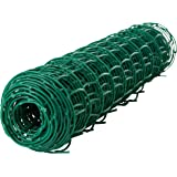 Tildenet 60320 0.5 x 5m/ 25mm PVC Coated Wire Net