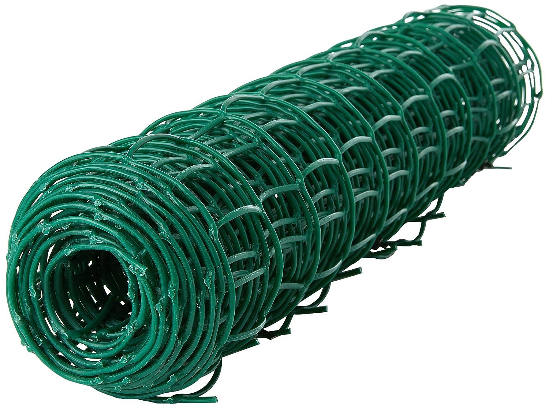 Tildenet 60320 0.5 x 5m/ 25mm Plastic Coated Wire Net Tildenet Gardenware