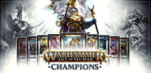 Warhammer Age of Sigmar: Champions from PlayFusion Ltd.