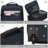 Hynes Eagle 35L Rolling Backpack Flight Approved