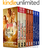 9 Book Boxed Set: Mail Order Brides Head West