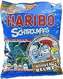 HARIBO Confiserie Gélifiée Les Schtroumpfs 300 g