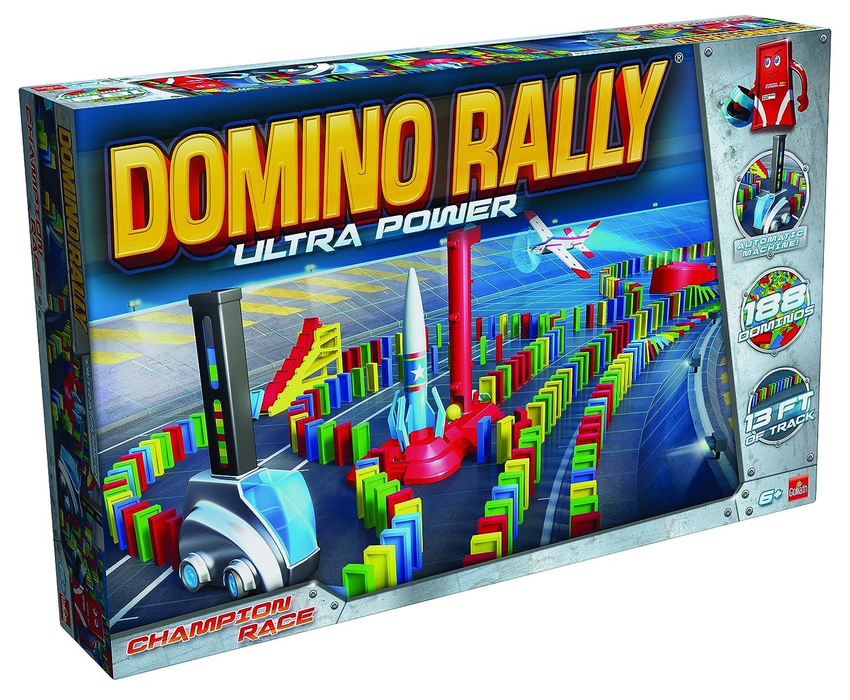 Goliath Domino Rally Ultra Power — STEM-Based Domino Set for Kids