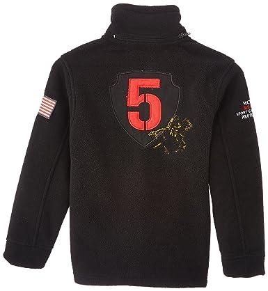 Geographical Norway Chaqueta para niño, talla FR: 8 ans (Taille fabricant: 8) - talla francesa, color negro: Amazon.es: Ropa y accesorios