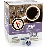 Deals on 200-Count Victor Allen Coffee, French Roast Single Serve K-cup