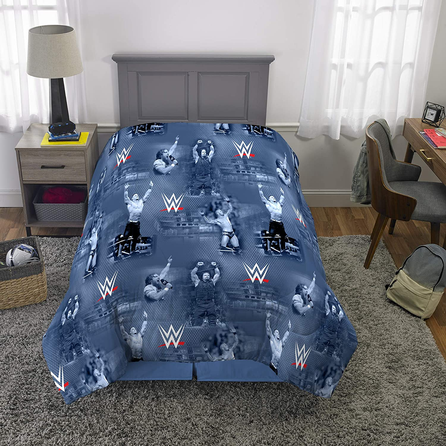 Wwe Full Size Bedding