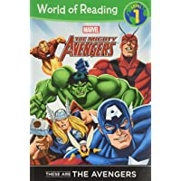 These are The Avengers Level 1 Reader