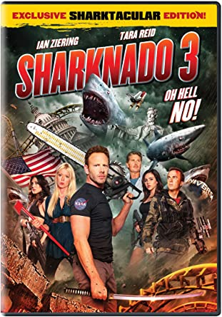 Sharknado 3: Oh Hell No! Edizione: Stati Uniti Italia DVD: Amazon ...