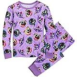 Amazon Com Disney Puppy Dog Pals T Shirt For Girls Purple Clothing