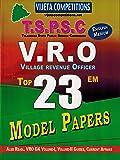TSPSC VRO Top 23 Model Papers [ ENGLISH MEDIUM ]