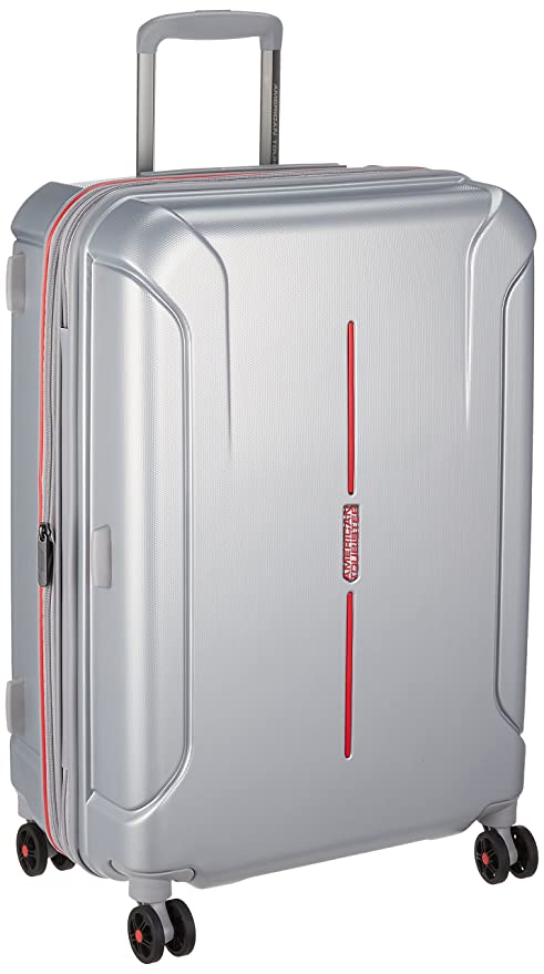 c73267310 American Tourister Technum 4-Rollen Trolley 66 cm: Amazon.de: Koffer ...