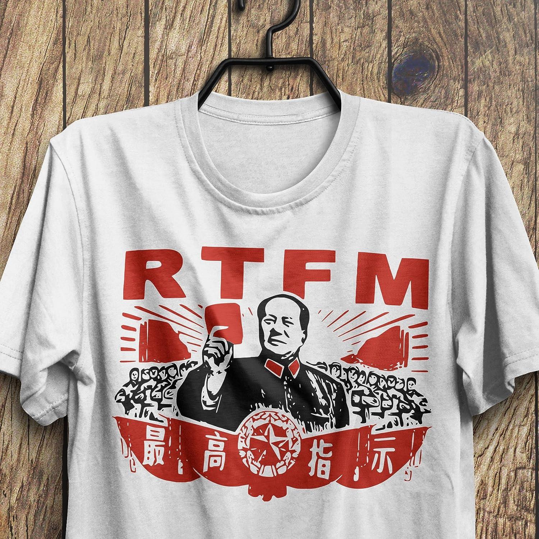 Amazon Rtfm Shirt Rtfm T Shirt Rtfm Tee The It Crowd Shirt