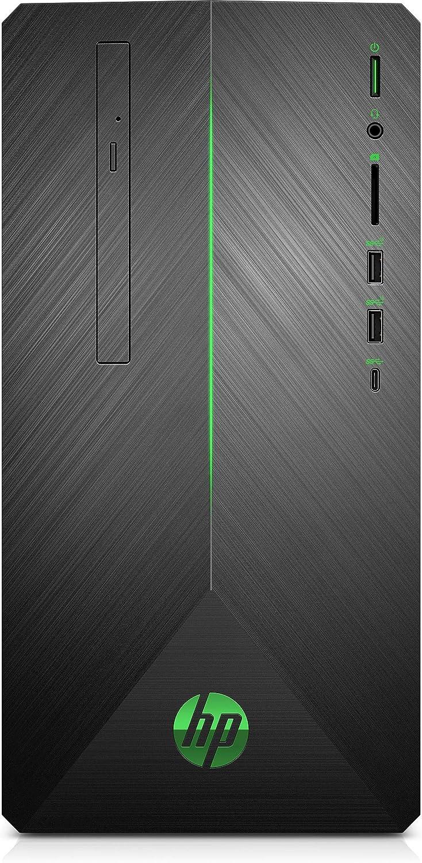 2018 HP Gaming Desktop - Virtual Reality Ready - AMD Ryzen