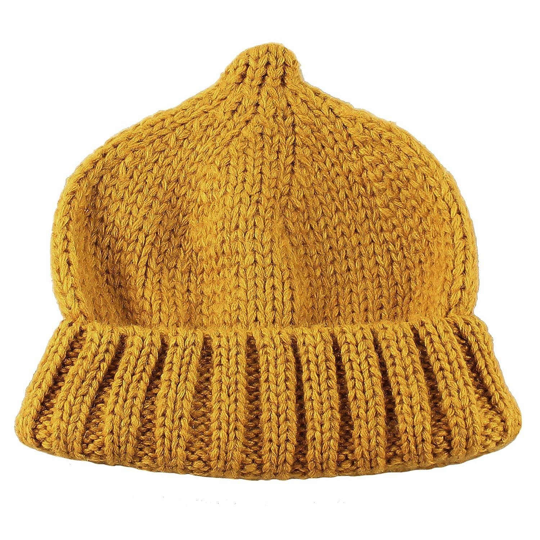 Morehats Pointy Top Knit Beanie Winter Ski Warm Hat