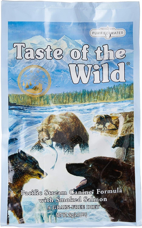 Taste of the Wild Canine Pacific Stream Salmon - 2000 gr: Amazon ...