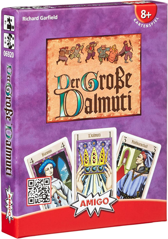 Amigo Spiel + Freizeit - Juego de cartas, de 4 a 8 jugadores [importado de Alemania]: Garfield, Richard: Amazon.es: Juguetes y juegos