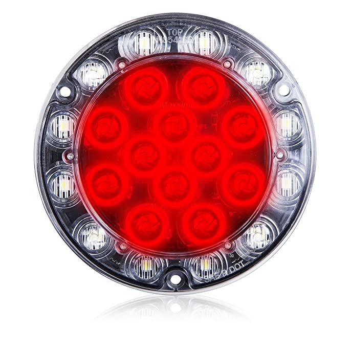 91EZw5r2m%2BL._SY686_ maxxima (m85416r) red white round rear led stop tail turn back up maxxima m85416r wiring diagram at n-0.co