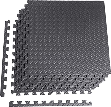 CAP Barbell 24 x 24 Interlocking Puzzle Mat 6 Piece