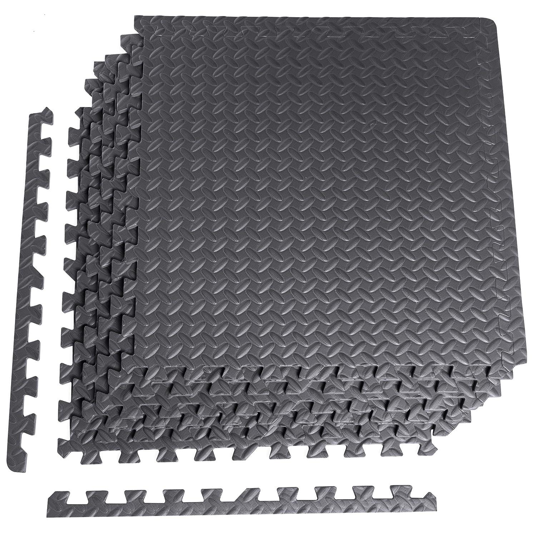 Cap Barbell Puzzle Mat (6 piece): Amazon co uk: Sports