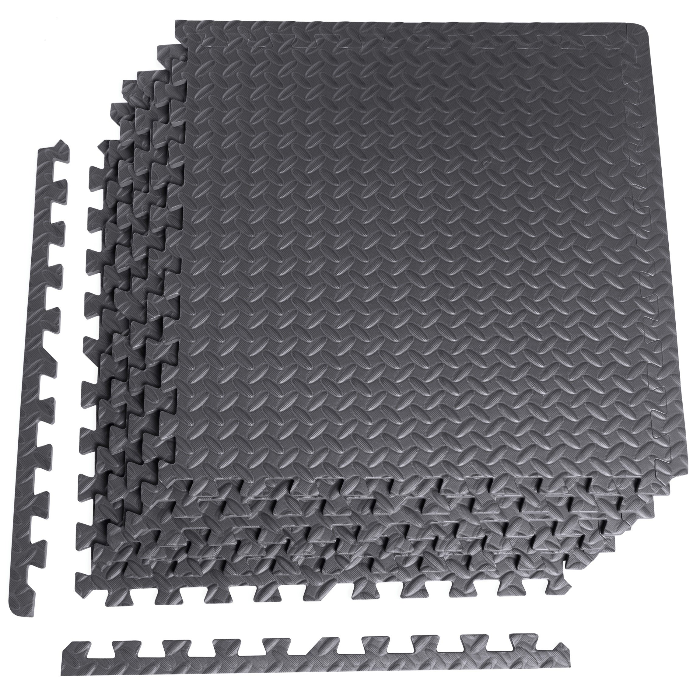 Home Exercise Equipment Crossword Clue: Rubber Floor Mat For Home Barbell Equipment Puzzle Gym