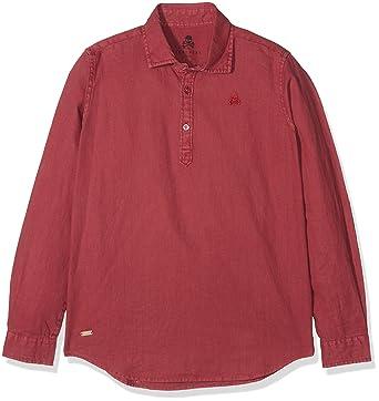 Scalpers Polera PPT, Camisa para Niños, Rosa (Pink), años (Tamaño del Fabricante:10): Amazon.es: Ropa y accesorios
