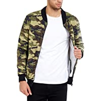 Maniac Men's Cotton Jacket