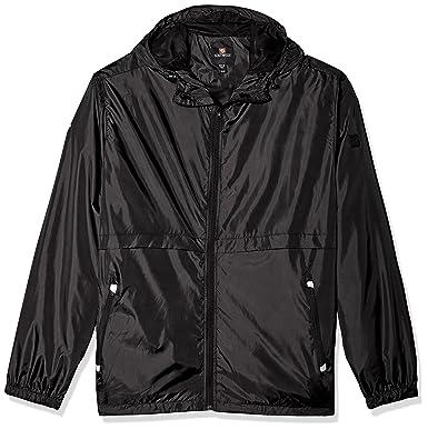be85a917d Southpole Men's Water Resistance Hooded Windbreaker Jacket