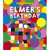 Elmer's Birthday (Elmer Picture Books)