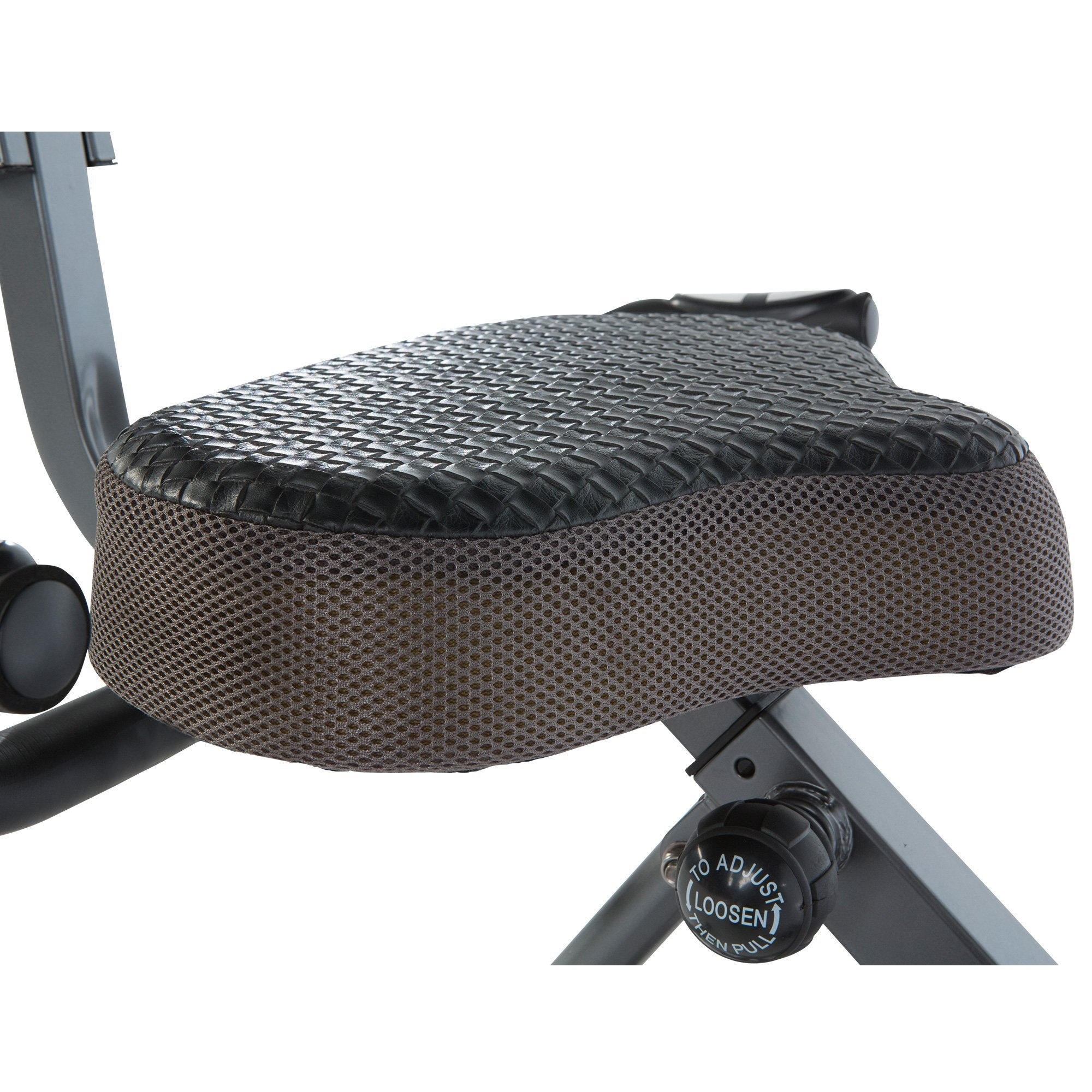 Exerpeutic ExerWorK 1000 Fully Adjustable Desk Folding Exercise Bike with Pulse by Exerpeutic (Image #14)