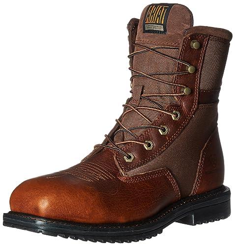 Ariat Rigtek con cordones del dedo del pie Botas seguridad Trabajo: Amazon.es: Zapatos y complementos